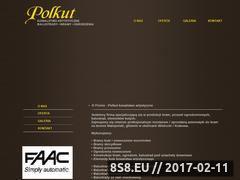 Miniaturka domeny www.polkut.pl