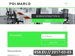 Miniaturka domeny www.polmarco.pl