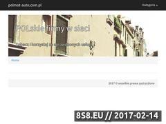 Miniaturka domeny www.polmot-auto.com.pl