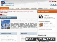 Miniaturka domeny www.polonex.pl