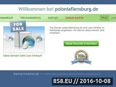 Miniaturka domeny www.poloniaflensburg.de