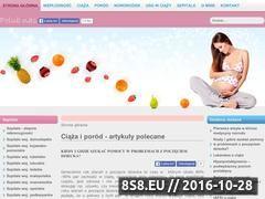 Miniaturka domeny www.polozna.net.pl