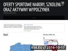 Miniaturka domeny www.polskasport.pl