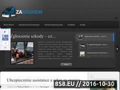 Miniaturka domeny polskazakolkiem.pl