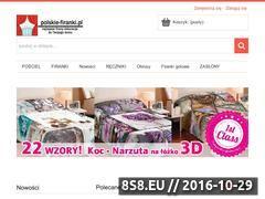 Miniaturka domeny polskie-firanki.pl