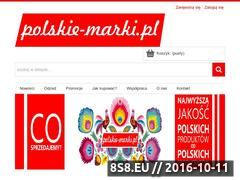 Miniaturka domeny polskie-marki.pl