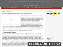 Miniaturka domeny polskie-ogloszenia.blogspot.com