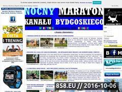 Miniaturka domeny polskiemaratony.pl