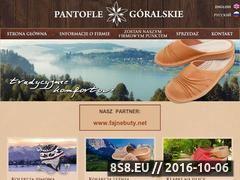 Miniaturka domeny www.polskiepantofle.pl
