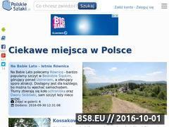 Miniaturka domeny polskieszlaki.pl