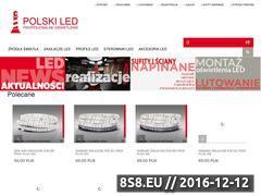 Miniaturka domeny polskiled.com.pl