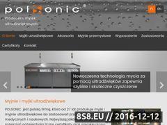 Miniaturka domeny polsonic.com