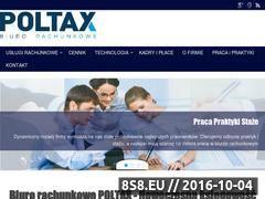 Miniaturka domeny www.poltax.net
