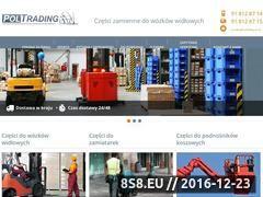 Miniaturka domeny www.poltrading.com.pl