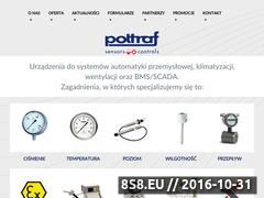 Miniaturka domeny poltraf.com