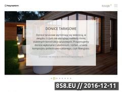 Miniaturka domeny www.polymaxform.pl