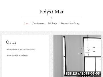 Zrzut strony Meble kuchenne na wymiar Warszawa - Połysk i Mat