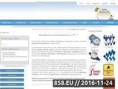Miniaturka domeny pomiar-service.pl