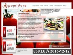Miniaturka domeny pomidore.pl