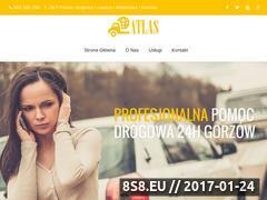 Miniaturka domeny www.pomoc-drogowa-gorzow.com.pl