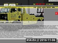 Miniaturka domeny www.pomoc-drogowa-kielce.pl