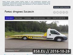 Miniaturka domeny www.pomoc-drogowa-szczecin.pl