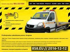 Miniaturka domeny www.pomoc-drogowa-warszawa.pl
