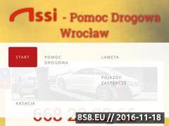 Miniaturka domeny www.pomoc-drogowa-wroclaw.com