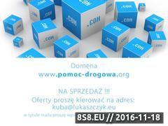 Miniaturka domeny www.pomoc-drogowa.org