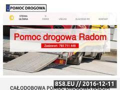 Miniaturka domeny pomoc-drogowa.radom.pl