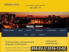 Miniaturka domeny www.pomoc-drogowa.warszawa.pl