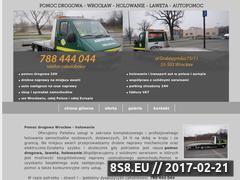 Miniaturka domeny www.pomoc-drogowa.wroc.pl