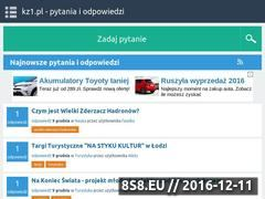 Miniaturka domeny pomoc.kz1.pl