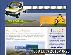 Miniaturka domeny www.pomocdrogowa24h.szczecin.pl