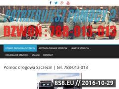 Miniaturka domeny pomocdrogowaszczecin24h.pl