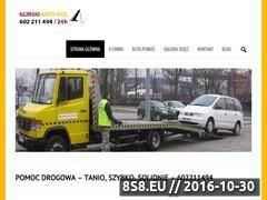 Miniaturka domeny pomocdrogowawaw.pl