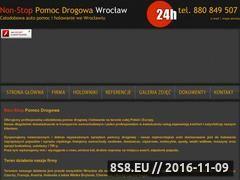 Miniaturka domeny www.pomocdrogowawroclaw.pl