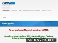 Miniaturka domeny pompyciepla-okw.pl
