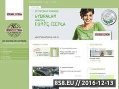 Miniaturka domeny www.pompyciepla-szczecin.pl