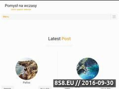 Miniaturka domeny pomyslnawczasy.pl