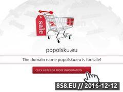 Miniaturka domeny www.popolsku.eu