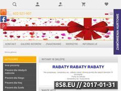Miniaturka domeny poprezent.pl