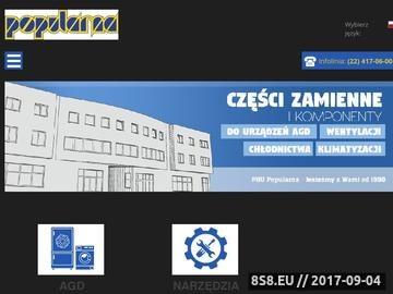 Zrzut strony Popularna - klimatyzatory Split