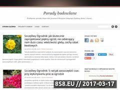 Miniaturka domeny www.porady-budowlane.info