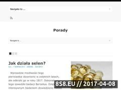 Miniaturka domeny www.porady.info