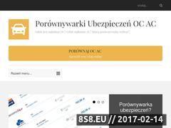 Miniaturka domeny porownywarki-ubezpieczen.pl