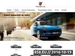 Miniaturka domeny porschewarszawa.com.pl