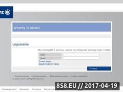 Miniaturka domeny port.allianz.pl