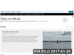 Miniaturka Magazyn Wodniaków - żeglarstwo, jachty, yachting. (www.port21.pl)