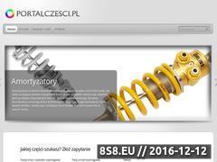 Miniaturka domeny portalczesci.pl